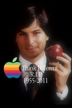 Steve Jobs iPhone 4S, iPhone 4 & iPod touch 4G Free Wallpaper 34
