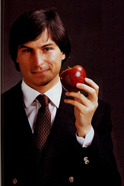 Steve Jobs iPhone 4S, iPhone 4 & iPod touch 4G Free Wallpaper 35