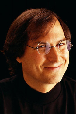 Steve Jobs iPhone 4S, iPhone 4 & iPod touch 4G Free Wallpaper 39