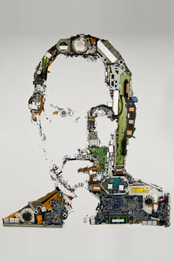 Steve Jobs iPhone 4S, iPhone 4 & iPod touch 4G Free Wallpaper 4