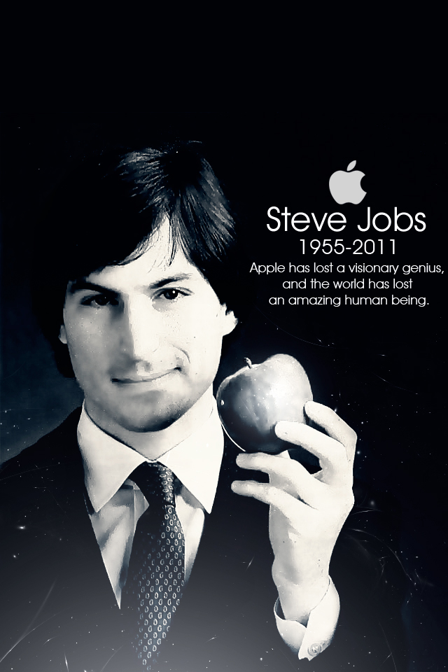 56 steve jobs wallpapers for iphone and ipod touch free - Steve jobs wallpaper download ...