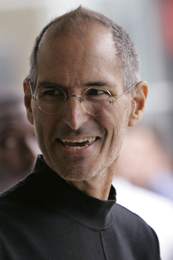 Steve Jobs iPhone 4S, iPhone 4 & iPod touch 4G Free Wallpaper 47
