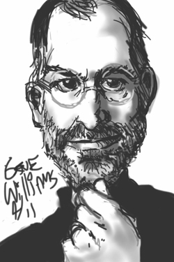 56 Steve Jobs Wallpapers For Iphone And Ipod Touch Free Download
