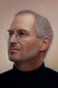 Steve Jobs iPhone 4S, iPhone 4 & iPod touch 4G Free Wallpaper 51