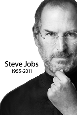 Steve Jobs iPhone 4S, iPhone 4 & iPod touch 4G Free Wallpaper 55
