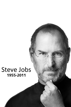 Steve Jobs iPhone 4S, iPhone 4 & iPod touch 4G Free Wallpaper 9