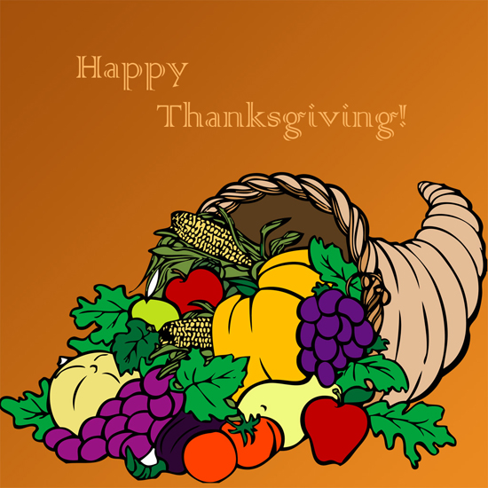 Free Thanksgiving Wallpapers for iPad: Bumper Harvest 13