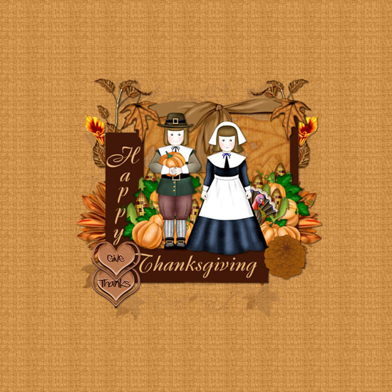 Free Thanksgiving Wallpapers for iPad: Giving Thanks 14