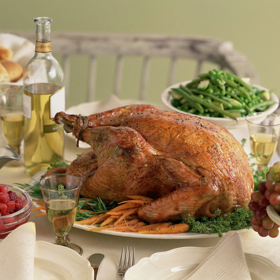 Free Thanksgiving Wallpapers for iPad: Table Decorations 20