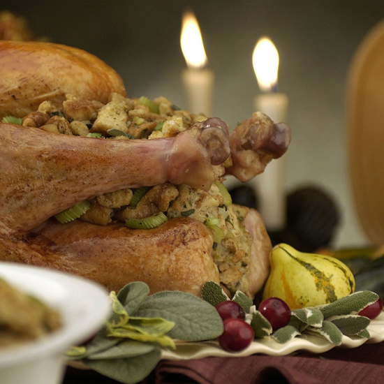Free Thanksgiving Wallpapers for iPad: Table Decorations 23
